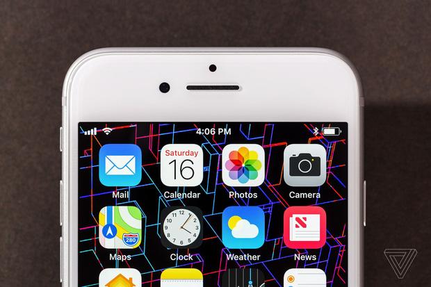 Apple thừa nhận iPhone 8 có lỗi gây khó chịu cho người dùng - Ảnh 1.
