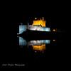Eilean Donan reflection (reiver iron - RobDeakinPhotography.co.uk) Tags: eilean donan castle loch duich clan macrae night long exposure west wester ross scotland