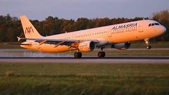 SU-TCG (Breitling Jet Team) Tags: almasria universal airlines sutcg euroairport bsl mlh basel lfsb flughafen