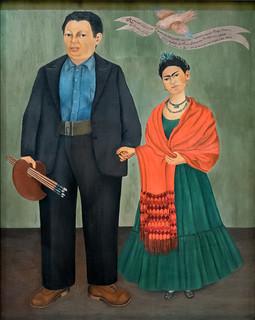 IMG_9332.CR2_G5 X_03SEP17_ Frieda and Diego Rivera 1931 by Frida Kahlo_SFMOMA