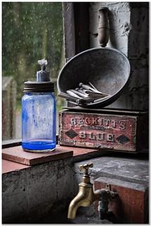 Wash day blues