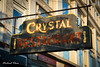 Crystal Restaurant (makleen) Tags: watertown newyork jeffersoncounty vintagesigns sign ottodephtereos dephtereos crystalrestaurant newyorksigns newyorktravel restaurant brick brickbuilding neglected rusty