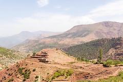 Atlas Mountains - Morocco (joscelyn_p) Tags: morocco atlasmountains mountains berbers scene scenery africa canon lightroom landscape