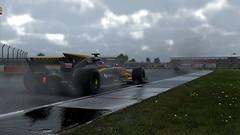 McLaren Honda Infront