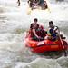 Whitewater rafting, Phuket island, Thailand