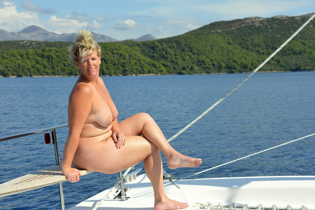 You tell Florida nude regatta