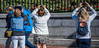 2017 - Boston - Shooting the Massachusetts State House (Ted's photos - For Me & You) Tags: 2017 boston cropped nikon nikond750 nikonfx tedmcgrath tedsphotos usa vignetting massachusettsstatehouse photographer photographers people peopleandpaths backpack streetscene street