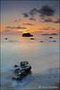 Tiempo añadido. (oscanpa ( Oscar )) Tags: aguasblancas maria xicu vicent oscar algas sinplaya colores nubes ybla bla blaflickerosdeibiza chepe