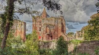 Ruins of Brederode, Santpoort Zuid, Netherlands - 5570