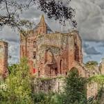 Ruins of Brederode, Santpoort Zuid, Netherlands - 5570 thumbnail