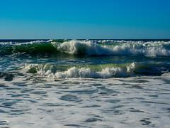 PA071379 (christophecillières) Tags: couleur hourtin océan paysage plage vague weekend