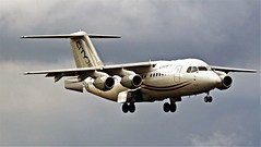 EI-RJZ CITYJET AVRO RJ-85 NEWCASTLE (toowoomba surfer) Tags: airline airliner aviation aircraft jet aeroplane ncl egnt