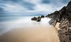 Coumeenoole beach (marcmyr) Tags: wave water sand meer felsen rock strand exposure longexposure beach ireland nikon d5200 le nature natur