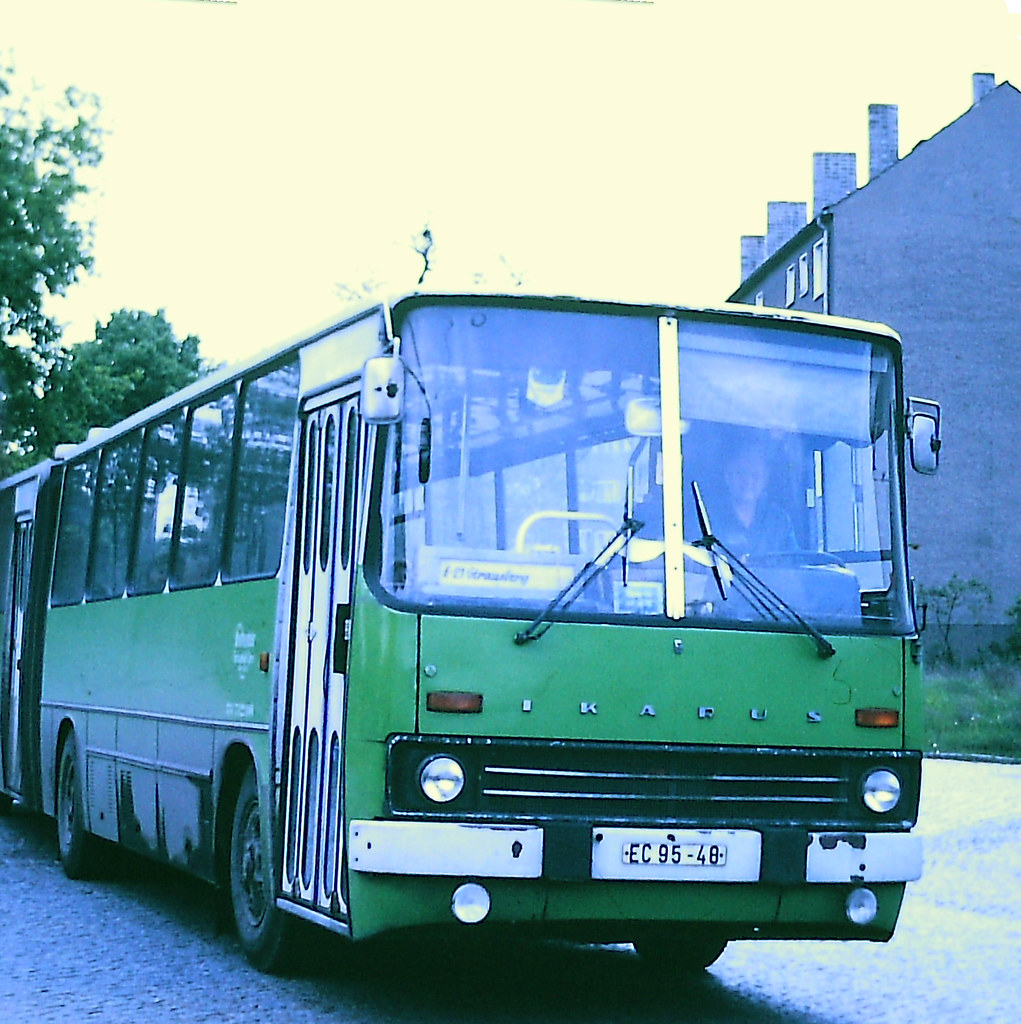 Ikarus Bus: The World's Best Photos Of Bus And Bvb