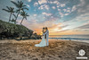 WEDDINGS AT THE BEACH (LOURENḉO Photography) Tags: wedding couple art surf bride groom color sunset sunrise mauied married hawaii tropical view beautiful water kiss love