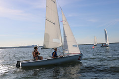 IMG_0519 (Foundry216) Tags: sailing sailor lake erie sail c420 water sports thisiscle cleveland