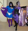 Cape envy? (rgaines) Tags: costume cosplay crossplay drag prodigiousgirl lavenderscare highheelrace halloween