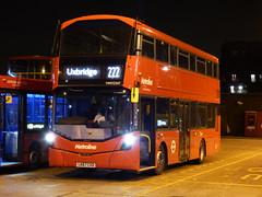 Sixty-Seven Nation Army (londonbusexplorer) Tags: metroline west volvo b5lh wrightbus gemini 3 mkii vwh2347 lk67cxb 222 uxbridge hounslow brand new tfl london buses