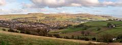 Autumn Panorama (Matthew_Hartley) Tags: panorama autumn fall musbury valley helmshore haslingden rossendale lancashire northwest england uk britain panasonic gx7 microfourthirds m43 jupiter8 m39