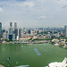 From the Marina Bay Sands