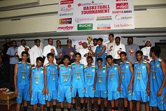 Inter-School Viswajyothi Basketball Tournament 2017-18