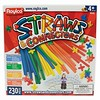 Roylco Straws and Connectors Building Kit - 8 inches - Pack of 230 - Assorted Colors (saidkam29) Tags: assorted building colors connectors inches pack roylco straws