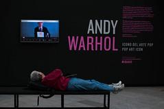 Warhol (Cosmopolita.) Tags: andy warhol santiago septiembre la moneda 2017