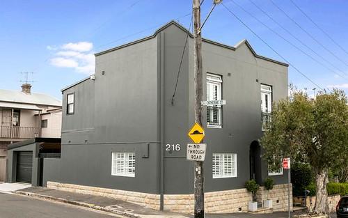 216 Evans St, Rozelle NSW 2039