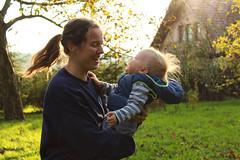 Madzia, Jeremi (Lunatrin) Tags: mother child love nature hug true bond motherhood childhood sister toddler