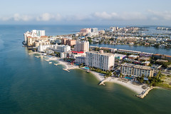 Morning at Clearwater Beach (jeff_a_goldberg) Tags: gulfofmexico aerialphotography drone dji mavic clearwaterbeach djimavicpro fall mavicpro florida clearwater unitedstates us