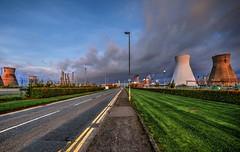 Welcome to Grangemouth (Phelan (Shutter Clickin) Goodman) Tags: industrial refineriels oil scotland