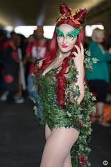 DSC00116 (g28646) Tags: nycc newyorkcomiccon nycc2017 cosplay poisonivy