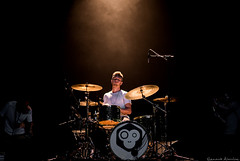 Le Transbordeur (Renaud Alouche) Tags: drum drummer light lights yellow contrast night nikon like love musique music black band concert beautful exposure expo photo jazz hiphop hip hop