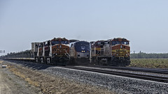 Triple Track (lennycarl08) Tags: stocktonsub bnsf burlingtonnorthernsantafe burlingtonnorthernsantaferailroad trains train railroad stockton california