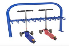 Cycle-Racks-Single-Sided-Scooter-Rack