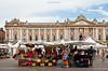 Place du Capitole (Toulouse) (Alanh703) Tags: toulouse place placeducapitole urbancolours
