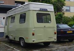 1969 Peugeot J7 Camper AR-53-91 (Stollie1) Tags: 1969 peugeot j7 camper ar5391 nijmegen
