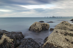 Terminal (Good News Snaps) Tags: le longexposure jetty terminal sea shore coast nd goodnewssnaps