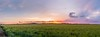 Mount Tyson sunset (andrew.walker28) Tags: farm farmland crops mount tyson darling downs queensland australia sunset ornage yellow