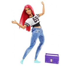 MTM Curvy - Coming from Mattel 17/18 (Foxy Belle) Tags: new release barbie mattel 2017 2018 stock photo doll toy made move curvy