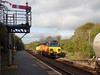 70808 Liskeard (8) (Marky7890) Tags: colasrail 6c36 class70 70808 liskeard cornishmainline freight cornwall train