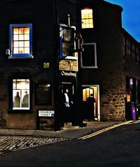The Osnaburg, Forfar (ronramstew) Tags: forfar angus scotland night pub osnaburg osnaburgstreet