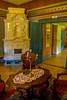 interior room - palmse manor, estonia