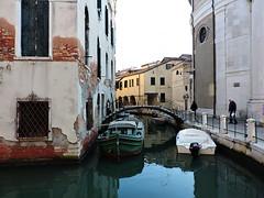 Rio della Maddalena, Venice