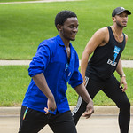 "<b>Homecoming Parade</b><br/> Luther college student assossiations and clubs marching the homecoming parade of 2017 in joy and pride. OCtober 7, 2017. Photo By Hasan Essam Muhammad<a href=""//farm5.static.flickr.com/4507/37755935131_ab4e6b695d_o.jpg"" title=""High res"">∝</a>"