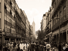 sepia microfourthirds street (Photo: rpphotos on Flickr)