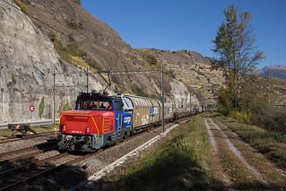 CFF Cargo Eem 923