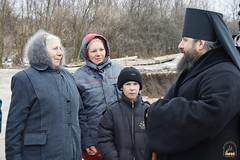 17. Первое водоосвящение в с. Адамовка