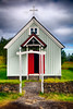 Small Icelandic Chapel (George Oze) Tags: iclenad skogarfolksmuseum architecture catholic chapel church colorful countryside cross daytime entrance europe historic icelandic lowangleview museum outdoors quaint remoteloactaion smallchuirch traditional travel vertical woodenstructure worship skogar iceland is