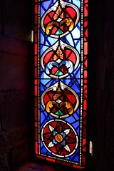 Stained glass (smcnally24601) Tags: dover castle kent england english britain british autumn fall south coast landmark window stained glass